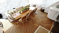 Aboard luxury yacht Donna Marie - Hargrave Custom Yachts