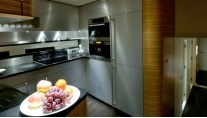 Acico yacht AY74 - Galley