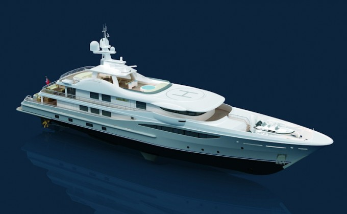 2010 Unity (ex Addiction 2) superyacht - Amels 177