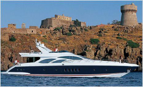Motor Yacht Andreika