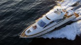 Aicon 72 luxury crewed motor yacht