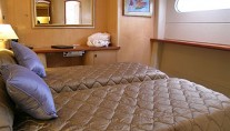 Akasha Twin or Double Stateroom