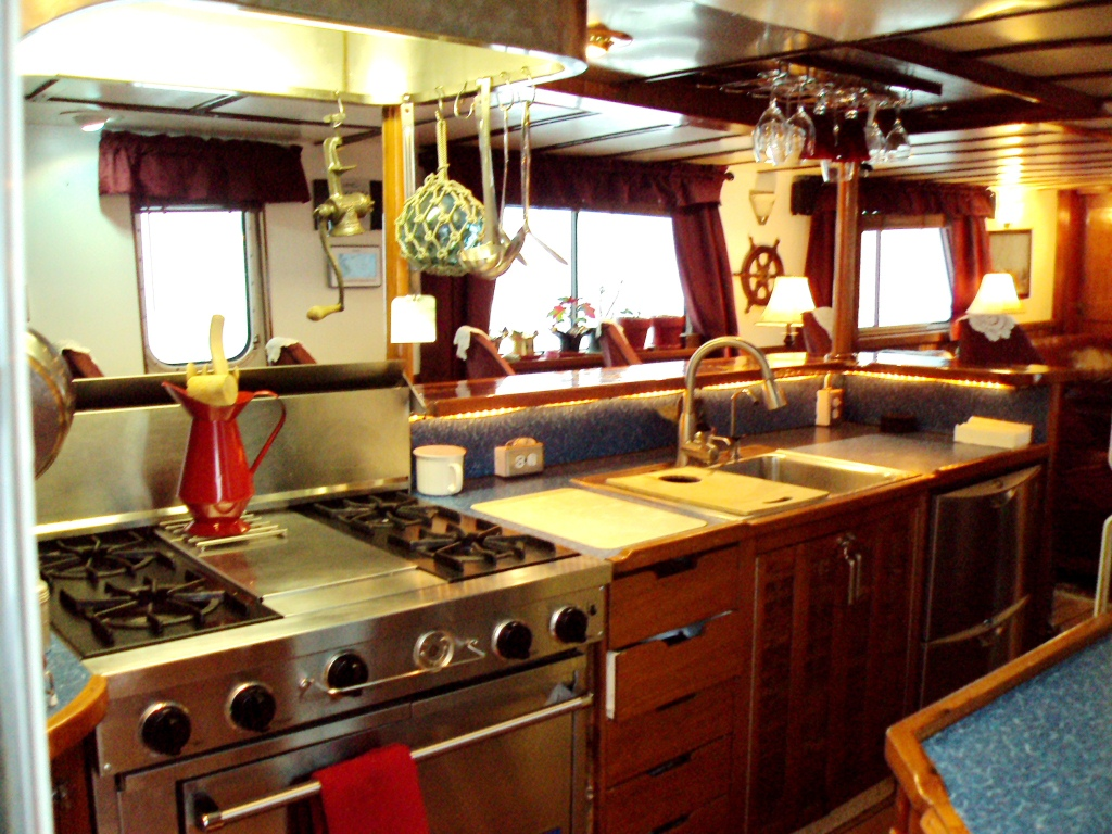 Alaska Pirate S Pride Yacht Charter Details Converted