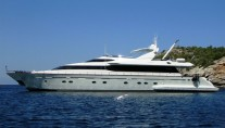 Falcon Charter Yachts in Skiathos
