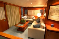 Alcor Upper Deck Saloon