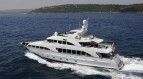 Luxury Yacht AMINAH ex 'Rebellious'