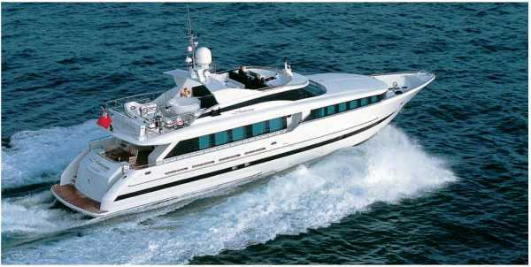 Motor Yacht Ammoun of London
