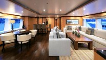 Andreas L Motor Yacht (ex Amnesia)  - The Upper Saloon