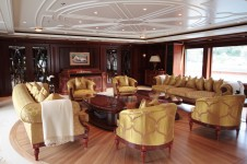 Anna - main salon - Feadship