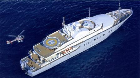Motor Yacht DELMA