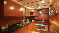 Arabella - Galley