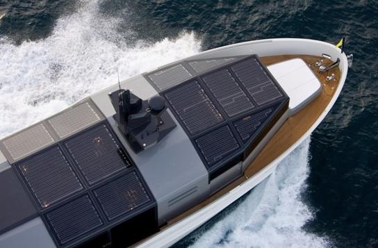 yacht solar arcadia 85