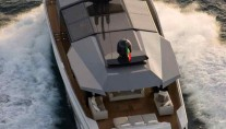 Arcadia Yachts SOLAR - From Aft