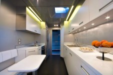 Arcadia Yachts SOLAR - Galley