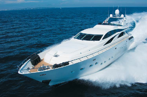Addiction (ex TSARA 4) motor yacht 2010