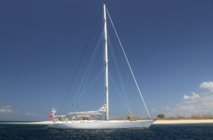 Sailing yacht Aspiration
