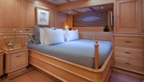 Athos - Guest double cabin