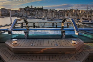 Atlante - Sundeck spa pool