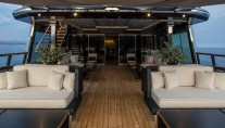 Atlante - upper deck aft