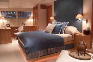 Atlantic Goose Master Bedroom