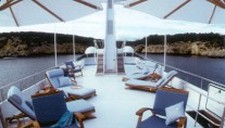 Atlantic Goose Sun Deck