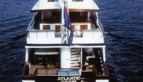 Atlantic Goose Transom