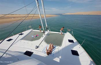 Avalon - Foredeck