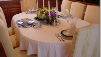 Avella dining detail