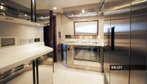 Aycer 110 Yacht - Galley