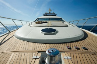 Azimut 72S Motor Yacht  Bow View
