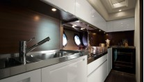 Azimut 72S Motor Yacht  Galley