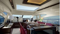Azimut 72S Motor Yacht  Salon 2nd View