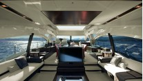 Azimut 72S Motor Yacht  Salon by Day