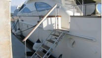 Azimut 80 GRACE -  Boarding Ladder