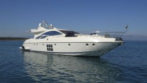Azimut Charter Yachts in Rhodes