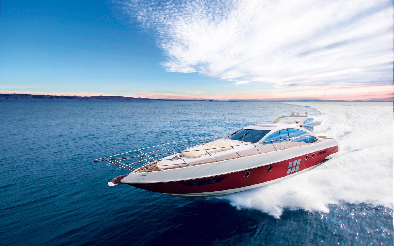 M/Y ANDREW - Azimut 62S motor yacht