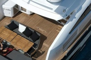 BALTAZAR -  Aft Deck Seating