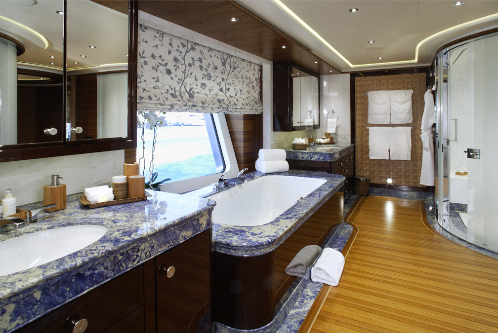 Bathroom Sinks Baton Rouge motor yacht baton rouge (ex florida) - icon yachts