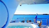 BENITA BLUE -  Top Deck Jacuzzi