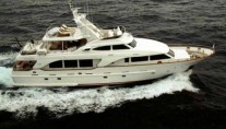 Motor yacht�Beyond the Clouds