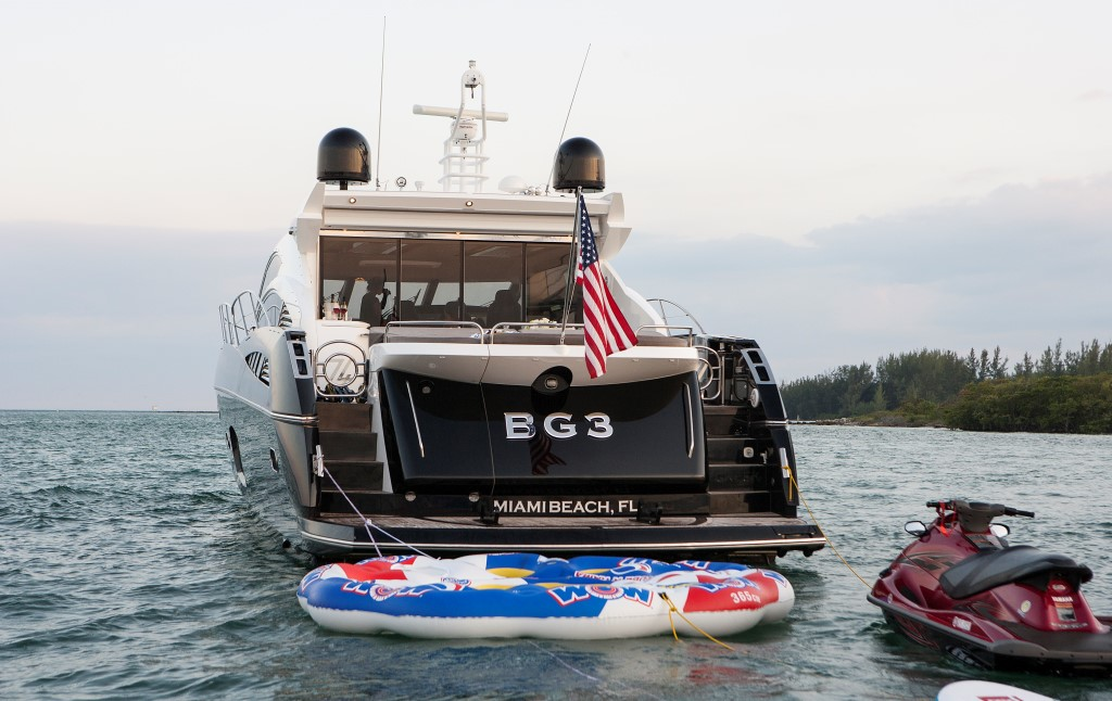 Luxury Yacht Charter Bg3 Swim Platform And Water Toys