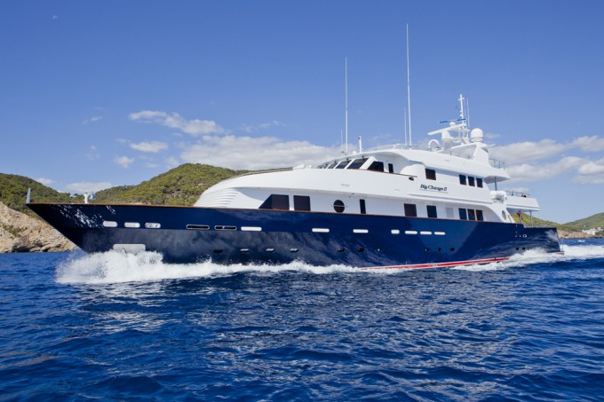 M/Y BIG CHANGE II