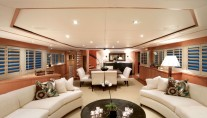 BLIND DATE Lurssen 41m -  Main Salon