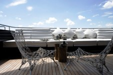 BLISS -  Aft Deck Seating