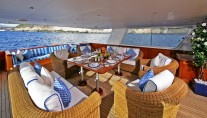 BLUE ATTRACTION -  Aft Deck