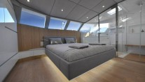 BLUE BELLY Yacht - Master Suite