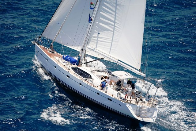 Sailing Yacht BLUE DESTINY