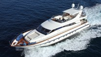 Motor yacht Bluebird of Happiness