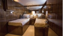 BOPS superyacht - Twin Cabin
