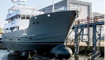 Balk Shipyard launched 31m Sandalphon